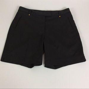 Lady Hagen Black Golf Shorts Sz 6